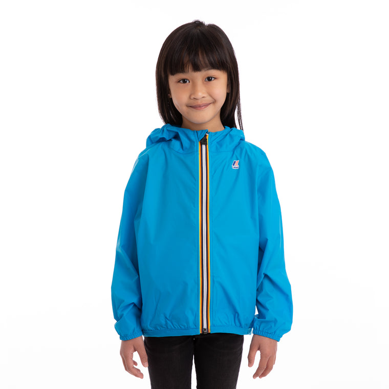 Kids Le Vrai 3.0 Claude Full Zip Jacket Blue California