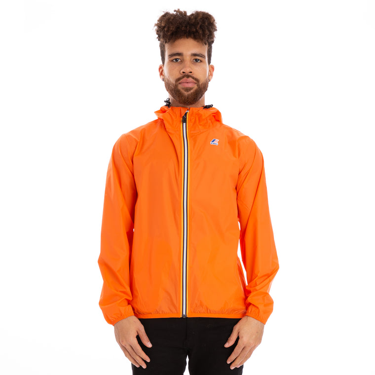 Men's Le Vrai 3.0 Claude Full Zip Jacket Orange Flame