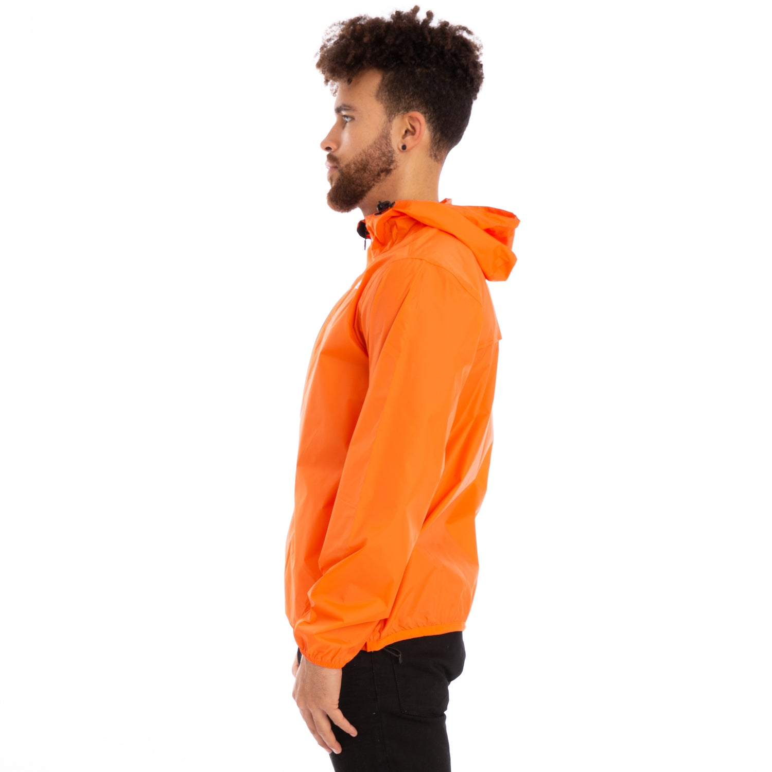 K-Way Men's Le Vrai 3.0 Claude Orange Flame