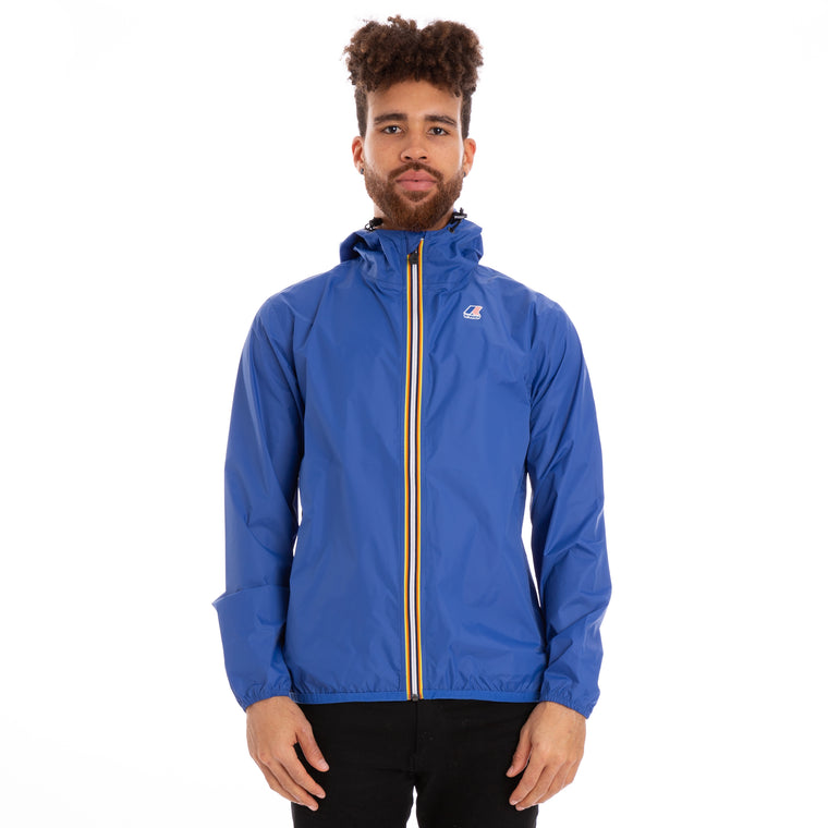 Men's Le Vrai 3.0 Claude Full Zip Jacket Blue Royal