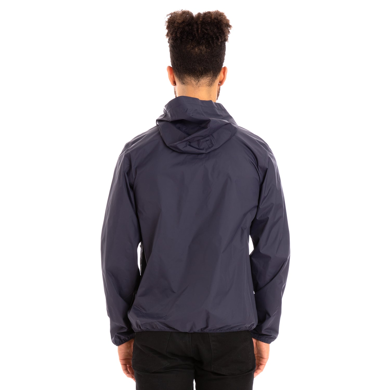 K-Way Men's Jack Plus Dot Jacket Blue Depth
