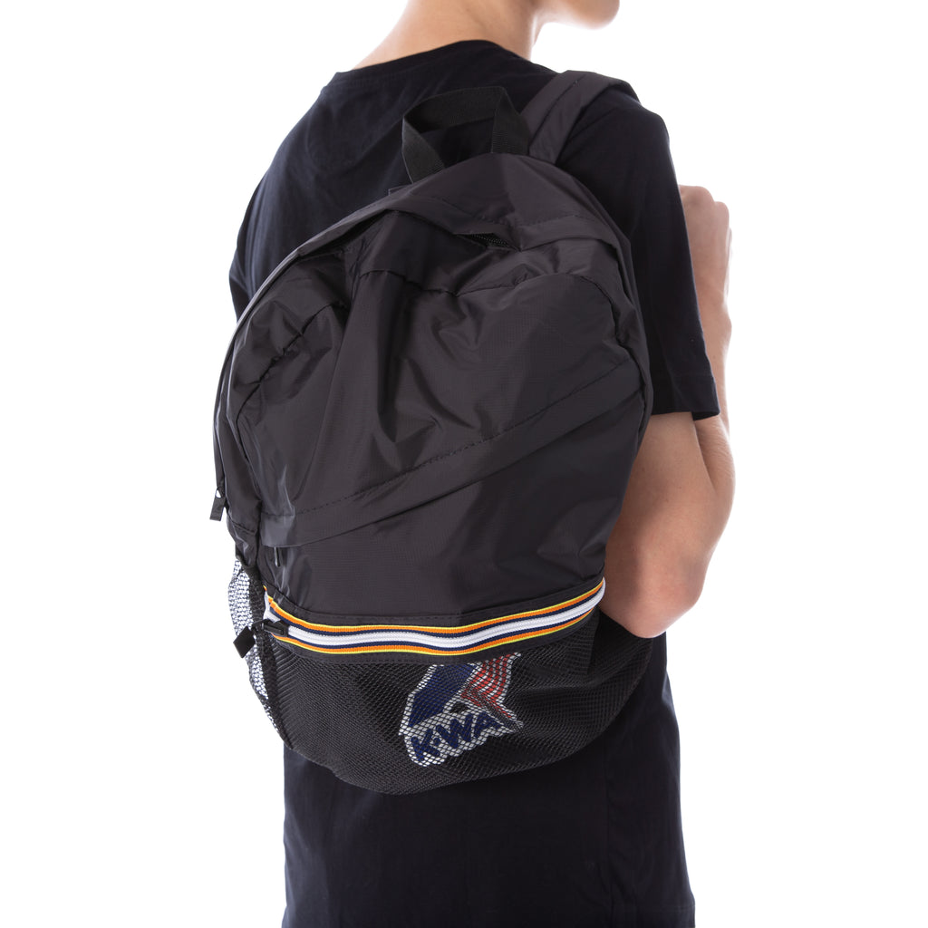 Le Vrai 3.0 Francois Backpack Black