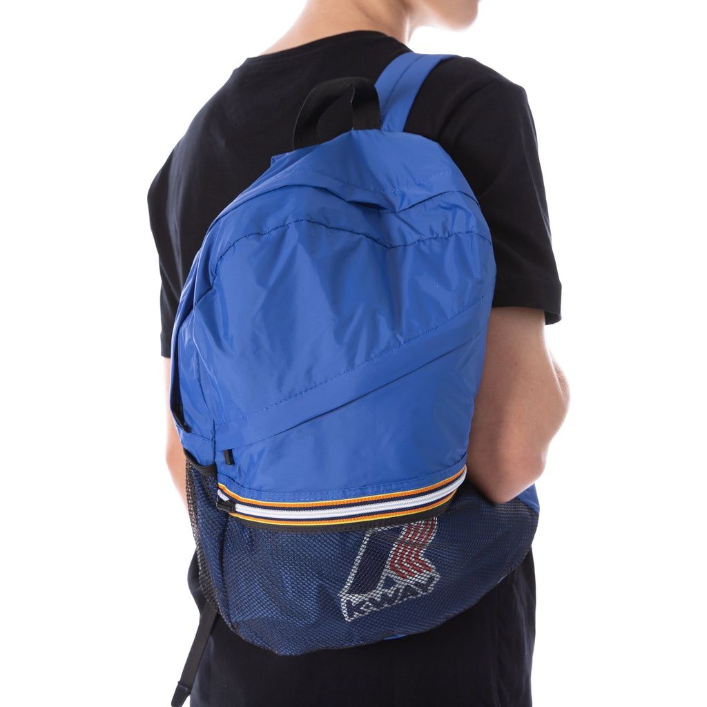Le Vrai 3.0 Francois Backpack Blue Royal