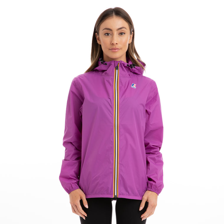 Women's Le Vrai 3.0 Claude Full Zip Jacket Violet