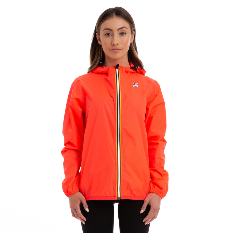 Women's Le Vrai 3.0 Claude Full Zip Orange Flame