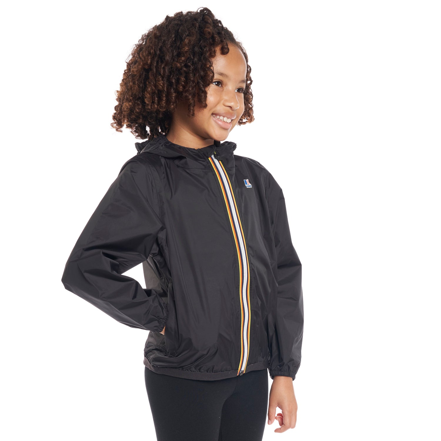 Kids Le Vrai 3.0 Claude Jacket Black - Side