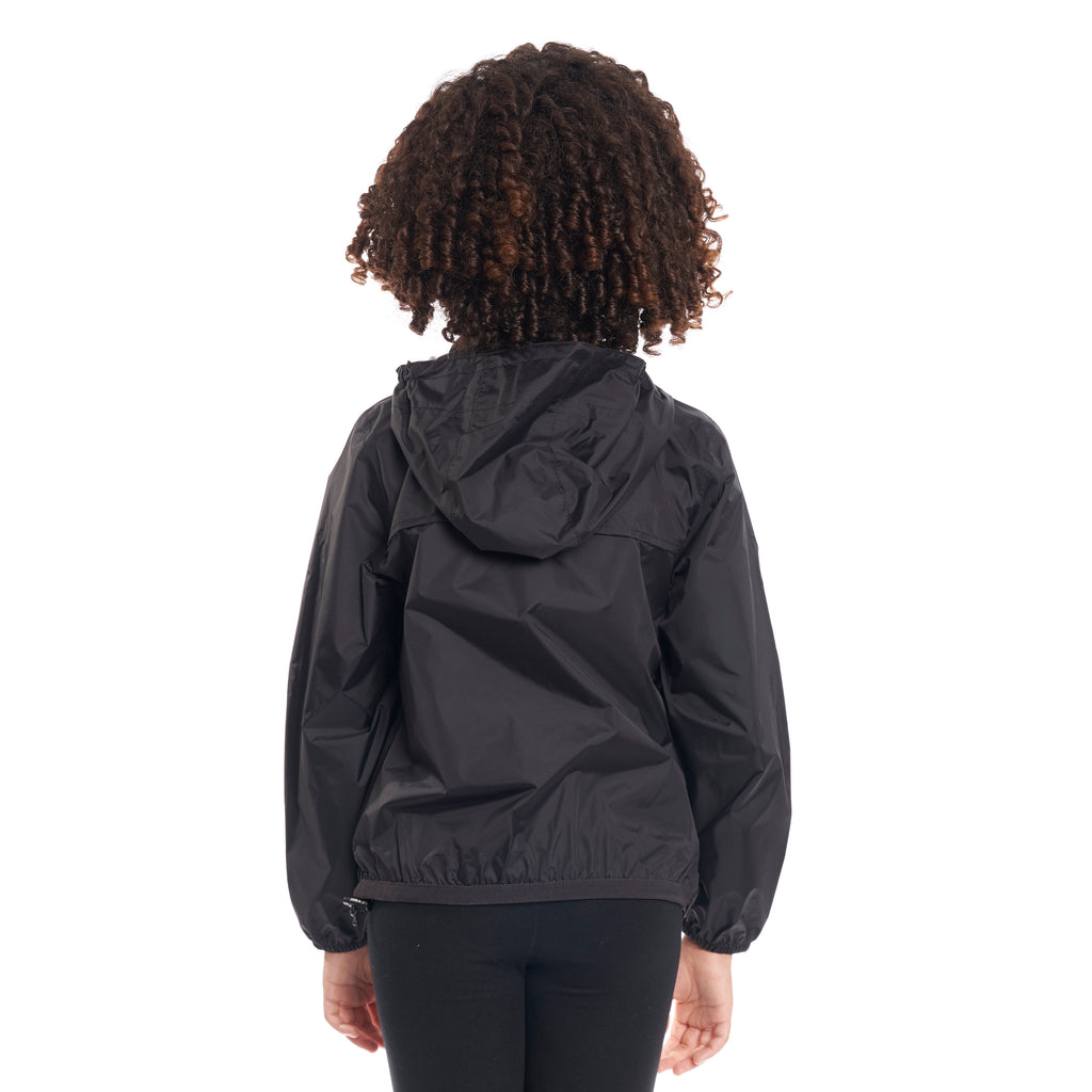 Kids Le Vrai 3.0 Claude Jacket Black - Back