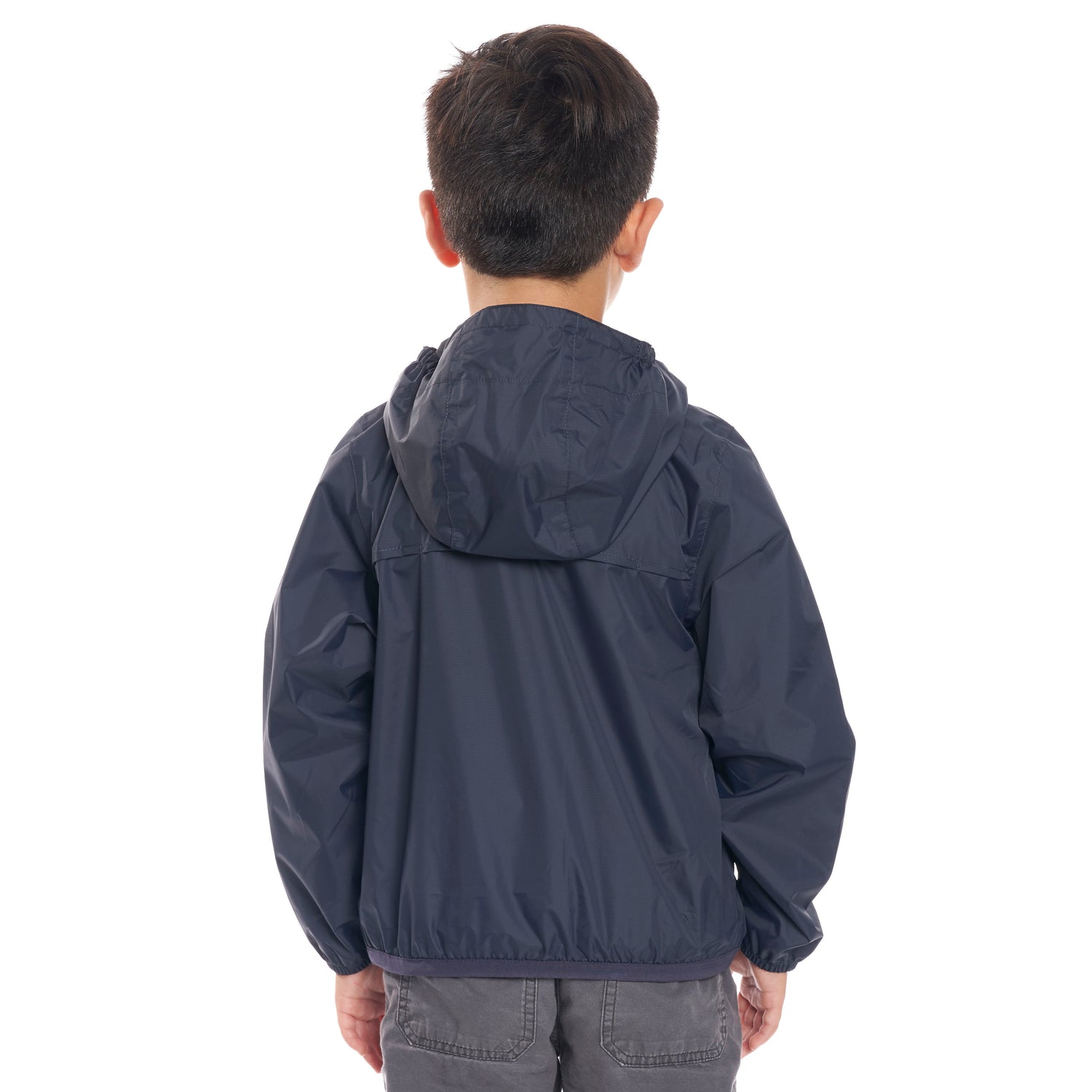 Kids Le Vrai 3.0 Claude Jacket Blue Depth - Back