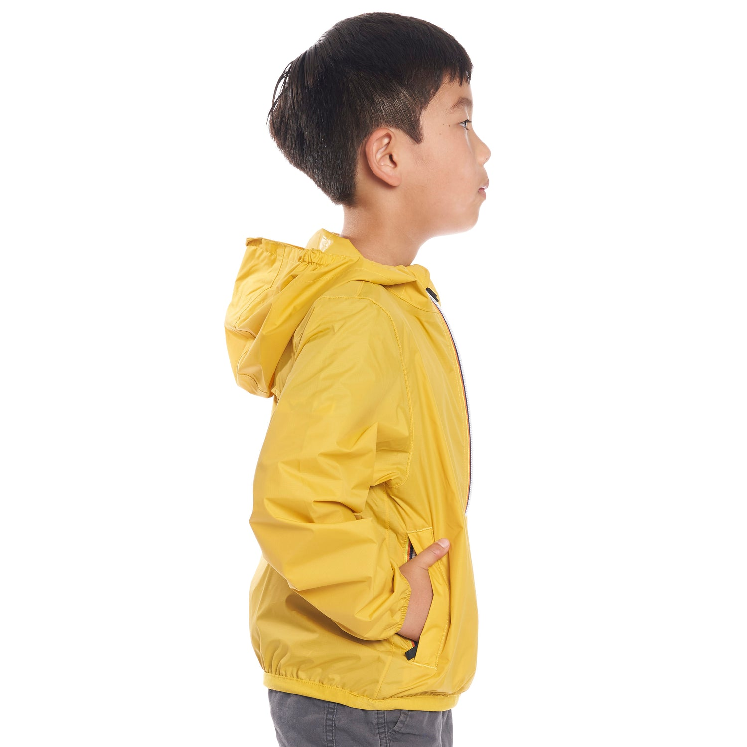 Kids Le Vrai 3.0 Claude Jacket Yellow Mustard