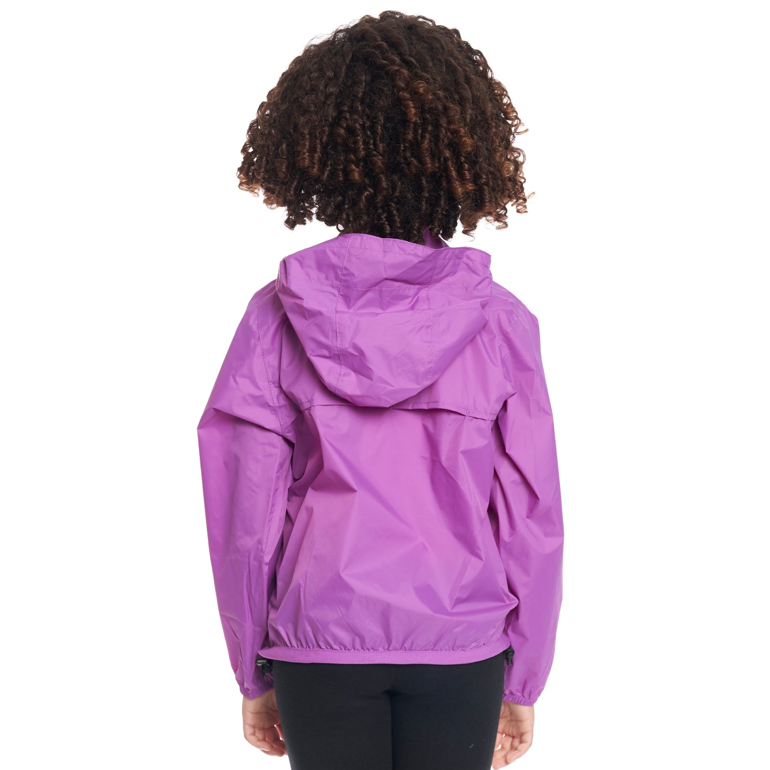 Kids Le Vrai 3.0 Leon Jacket Violet - Back