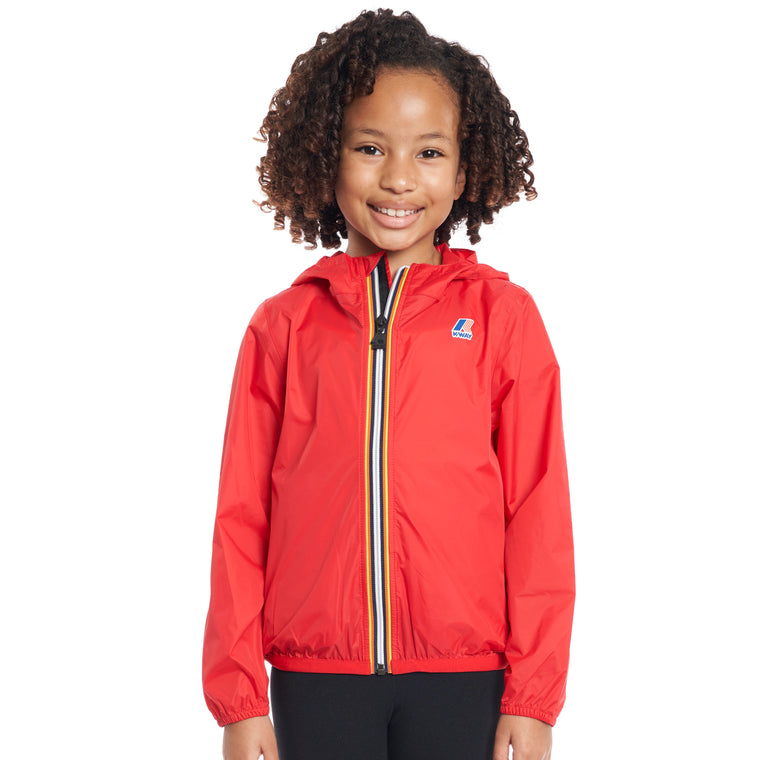 Infant Le Vrai 3.0 Claudine Full Zip Jacket Red