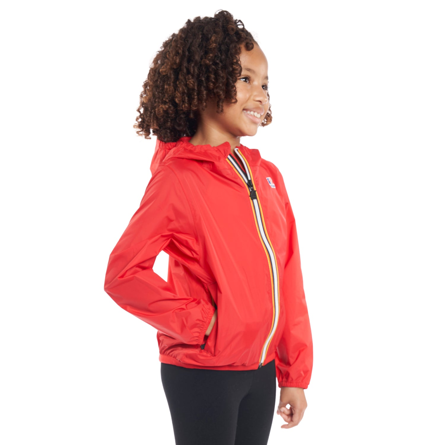 Infants Le Vrai 3.0 Claudine Jacket Red - Side