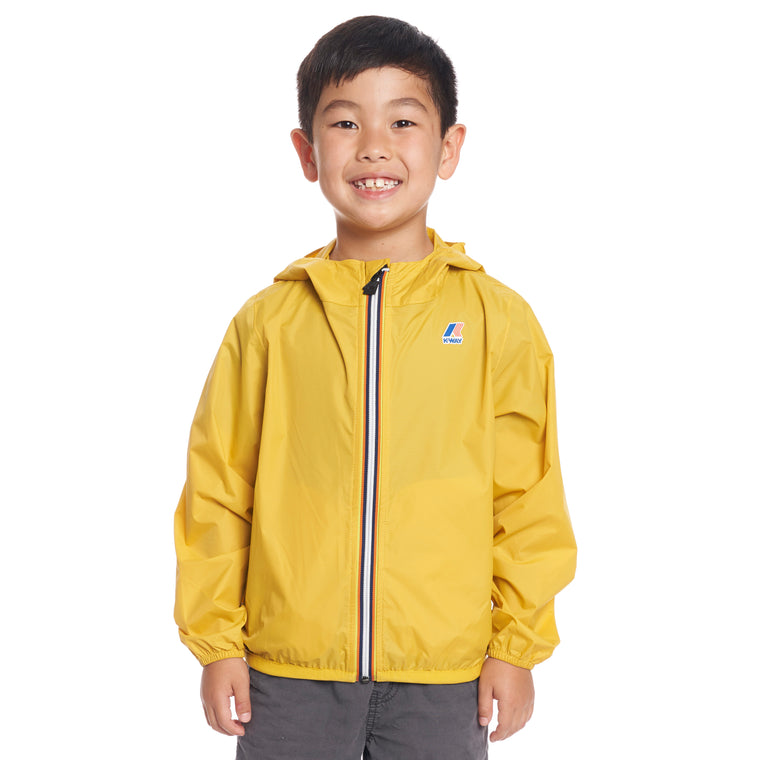 Infant Le Vrai 3.0 Claudine Full Zip Jacket Yellow Mustard