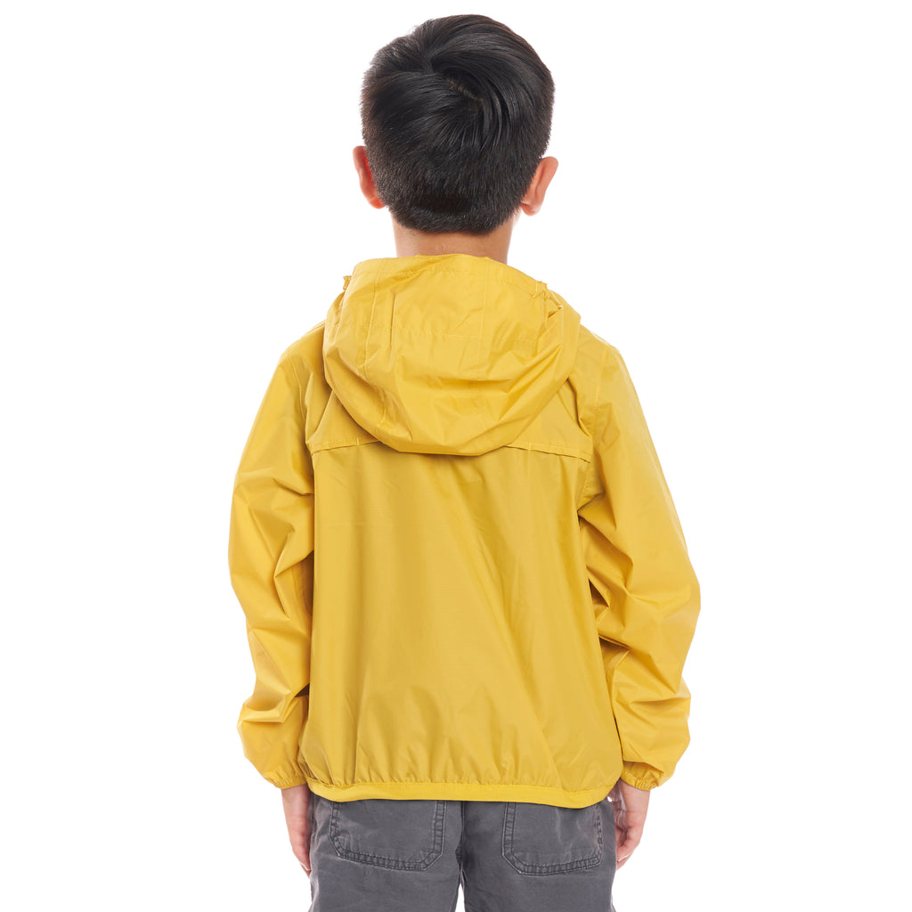 Infants Le Vrai 3.0 Claudine Jacket Yellow Mustard - Back