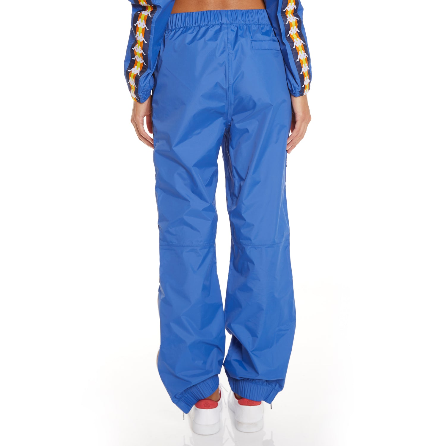 Women's K-Way X Kappa Le Vrai 3.0 Edgard Banda Blue Royal - Back