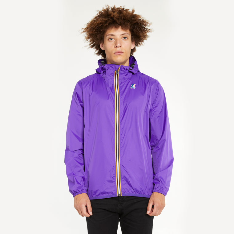 Men's Le Vrai 3.0 Claude Full Zip Jacket Violet Heliotrope
