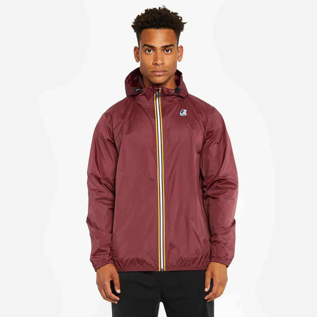 Men's Le Vrai 3.0 Claude Jacket Red Dk Amaranto