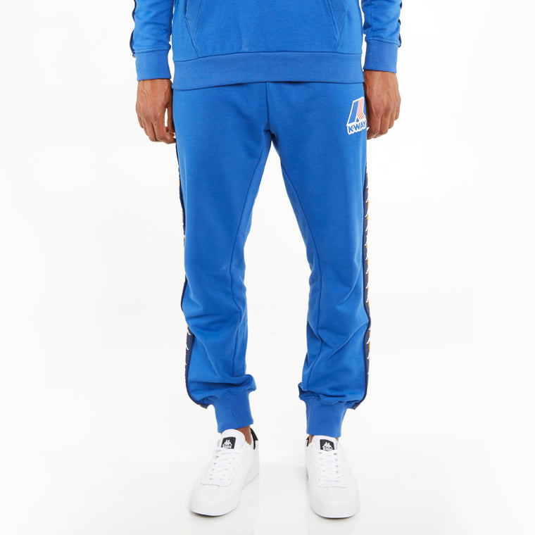 Men's K-Way X Kappa Le Vrai 3.0 Ivan Banda Blue Royal