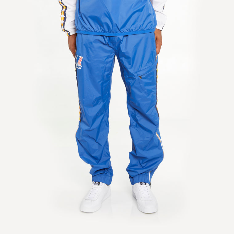 Men's K-Way X Kappa Le Vrai 3.0 Edgard Banda Blue Royal