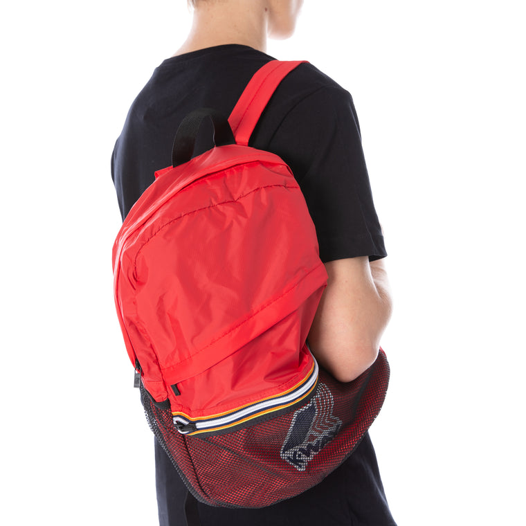 Le Vrai 3.0 Francois Backpack Red