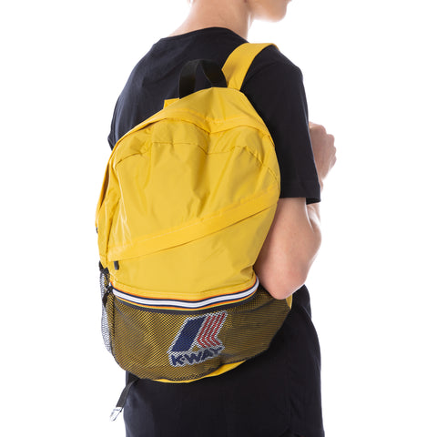 Le Vrai 3.0 Francois Backpack Yellow Mustard