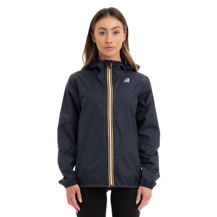 Women's Le Vrai 3.0 Claude Full Zip Jacket Blue Depth