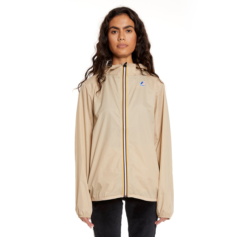 Women's Le Vrai 3.0 Claude Full Zip Jacket Beige Sabbia