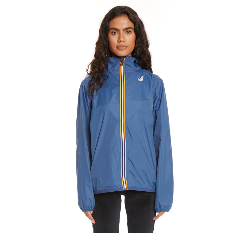 Women's Le Vrai 3.0 Claude Full Zip Jacket Blue Deep
