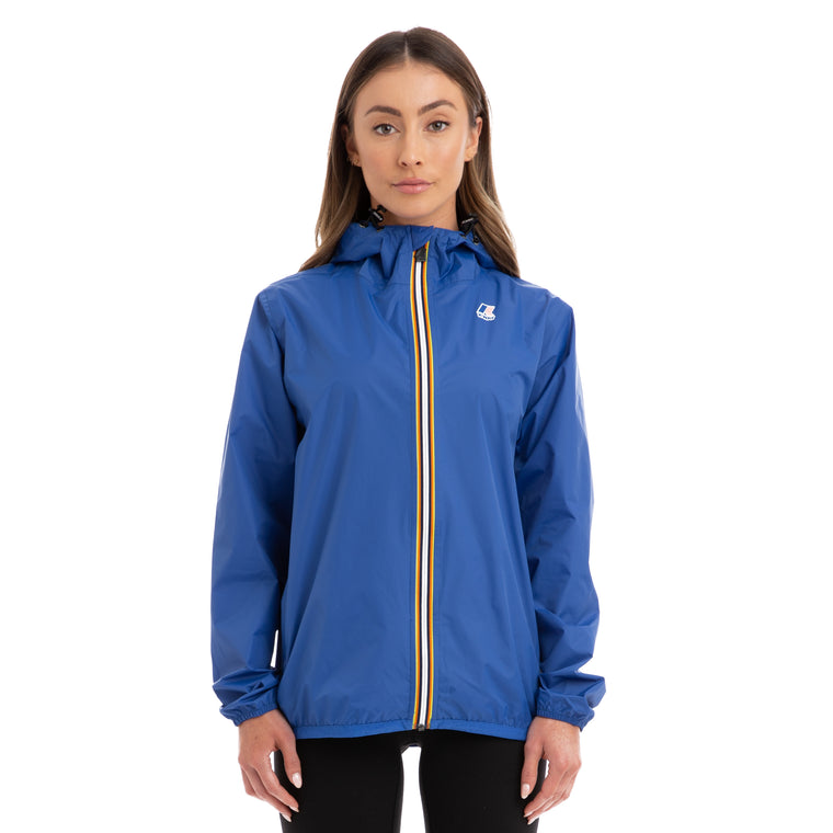 Women's Le Vrai 3.0 Claude Full Zip Jacket Blue Royal