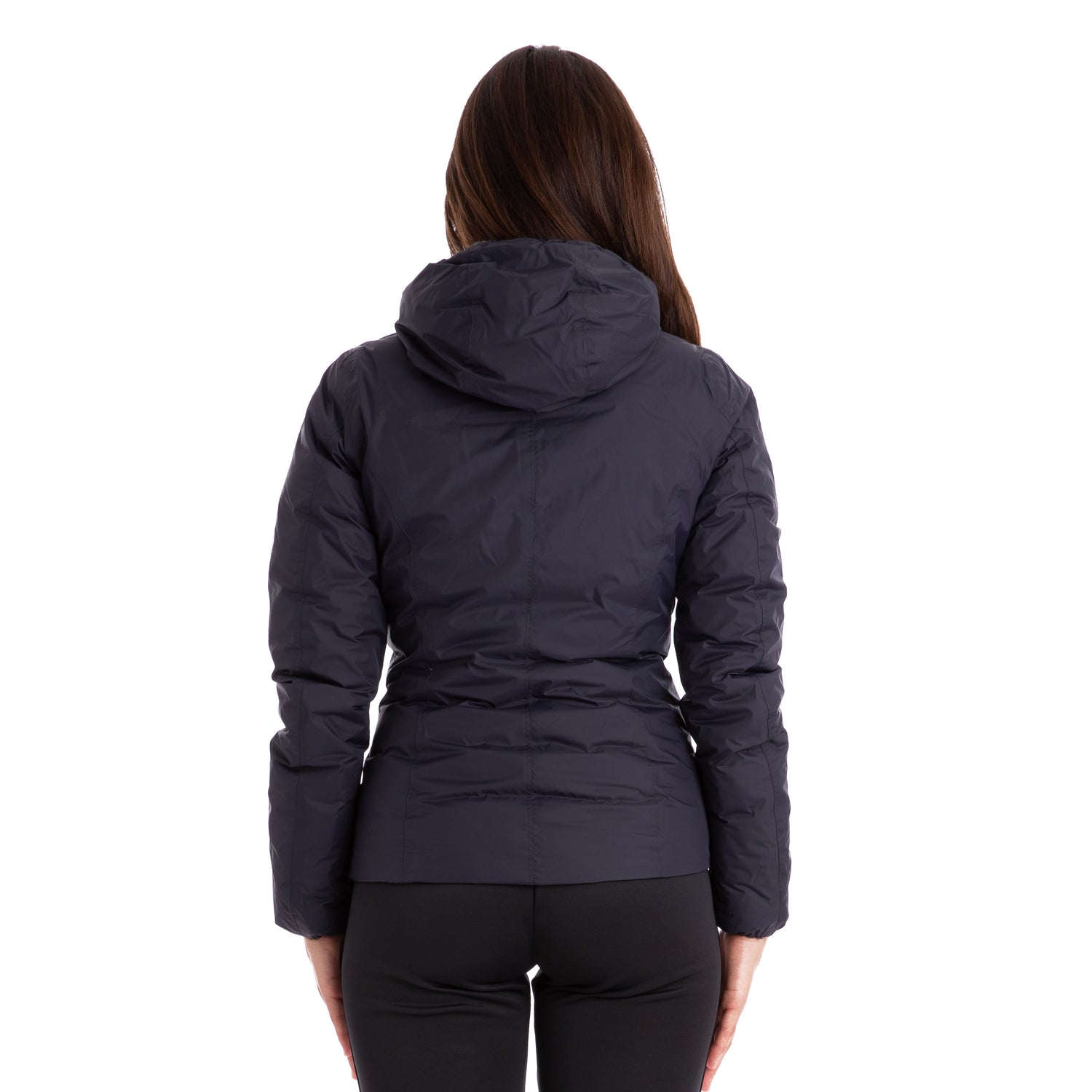 Women's Lily Thermo Plus Double Reversible Full Zip Jacket Depth Blue Black