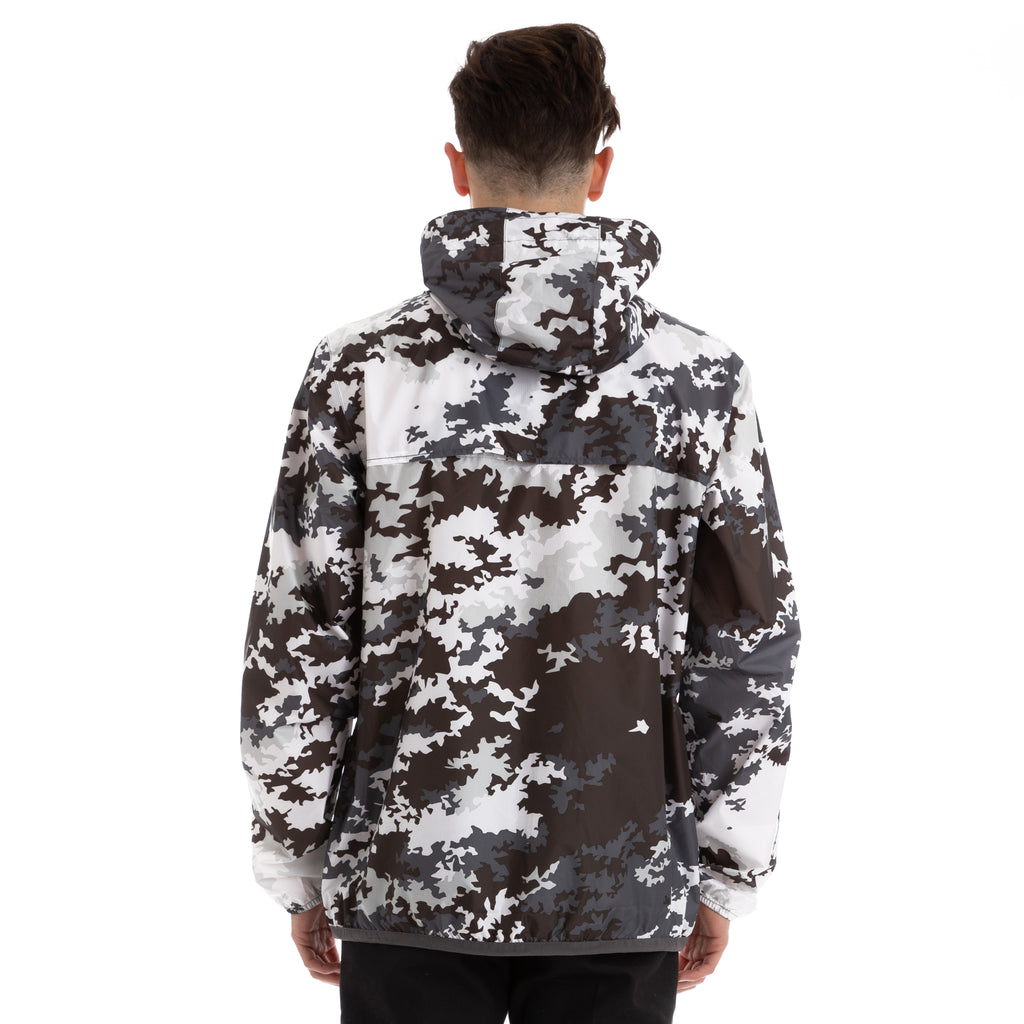Men's Le Vrai 3.0 Claude Full Zip Jacket Graphic Snow Camouflage