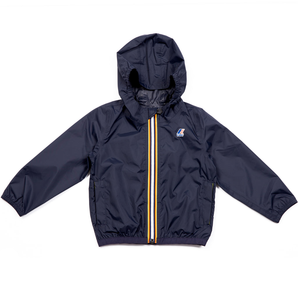 K-Way Infant Le Vrai 3.0 Claudine Jacket Blue Depth