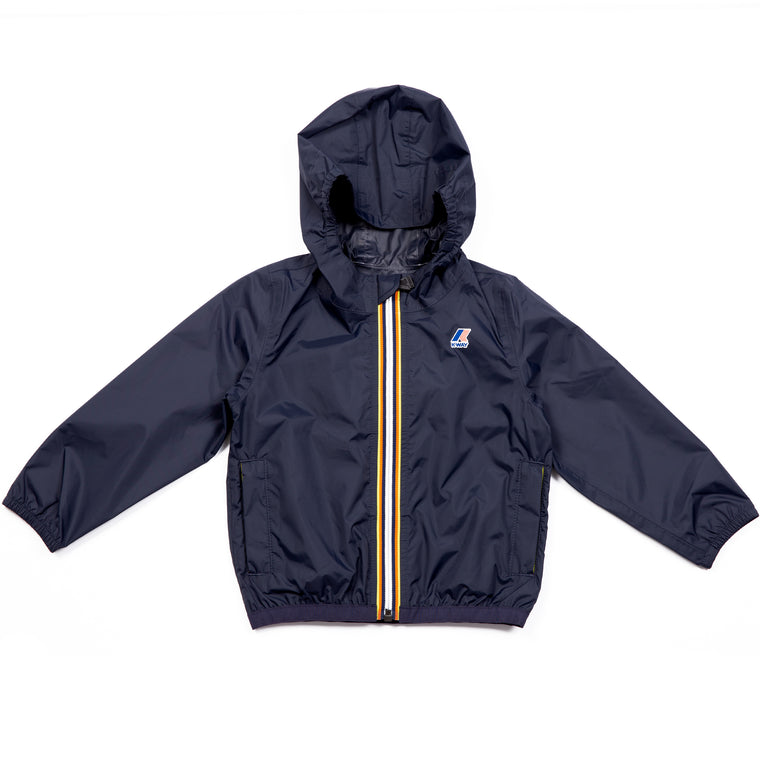 Infant Le Vrai 3.0 Claudine Full Zip Jacket Blue Depth