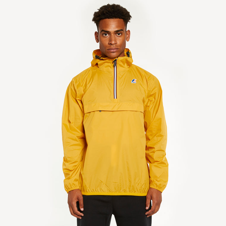 Men's Le Vrai 3.0 Leon Half Zip Yellow Mustard