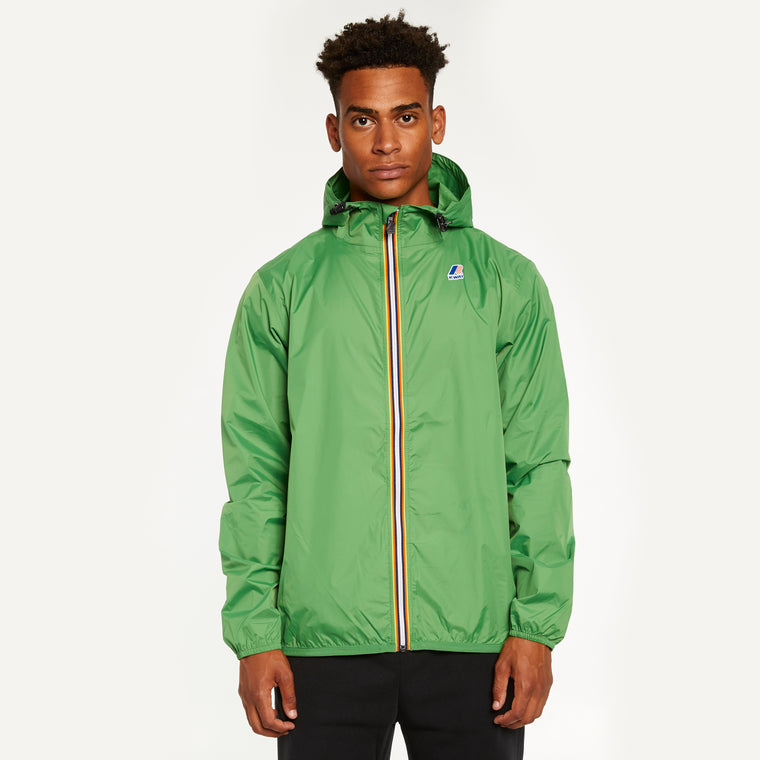 Men's Le Vrai 3.0 Claude Full Zip Jacket Green Md