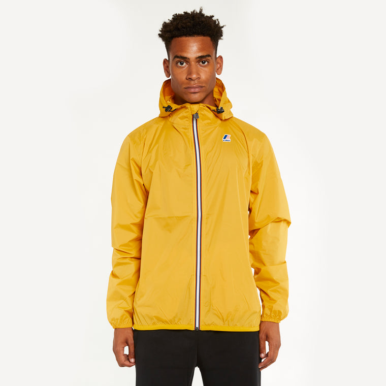Men's Le Vrai 3.0 Claude Full Zip Jacket Yellow Mustard