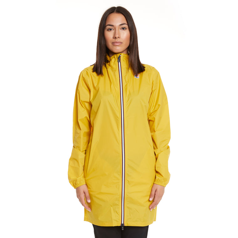 Women's Le Vrai 3.0 Eiffel Full Zip Jacket Yellow Mustard