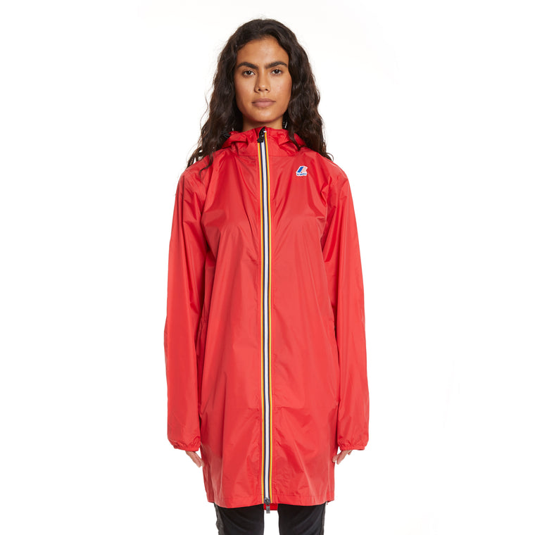Women's Le Vrai 3.0 Eiffel Full Zip Jacket Red