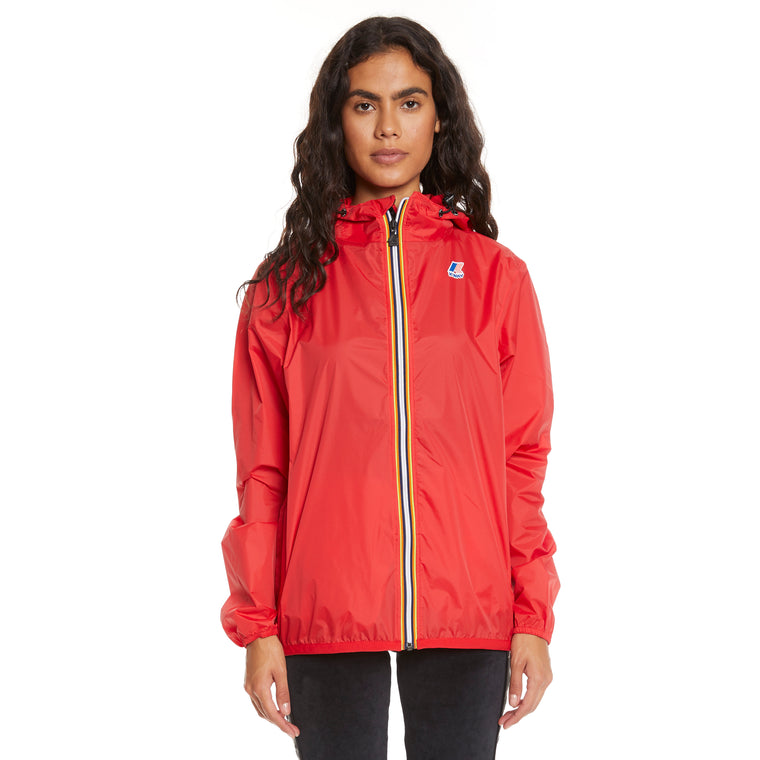 Women's Le Vrai 3.0 Claude Full Zip Jacket Red