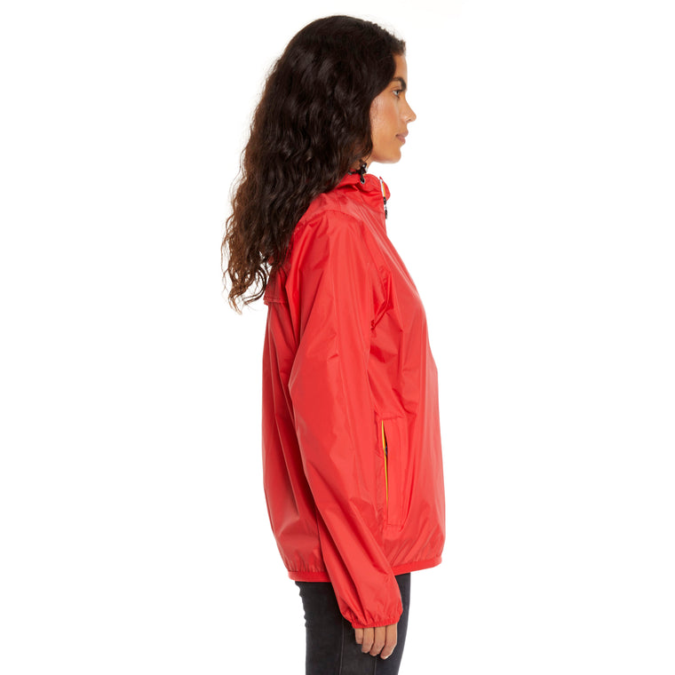 K-Way Women's Le Vrai 3.0 Claude Red