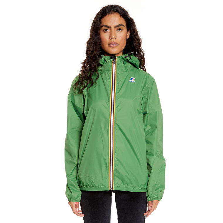 Women's Le Vrai 3.0 Claude Full Zip Jacket Green Md