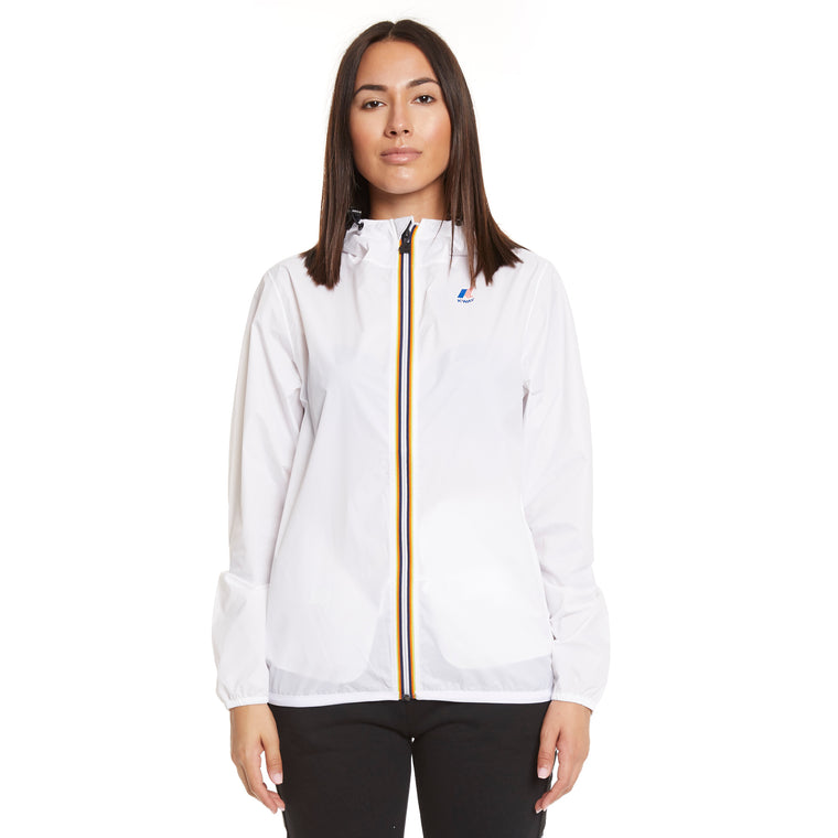 Women's Le Vrai 3.0 Claude Full Zip Jacket White