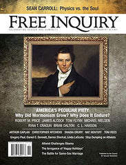 FREE INQUIRY Back Issues, Vol. 23 No. 4 - present