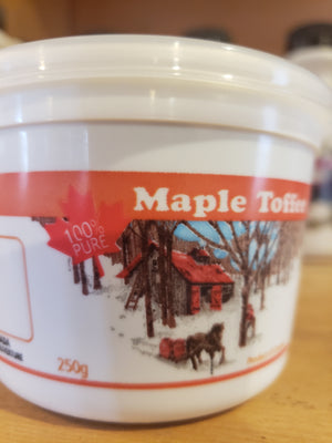 Maple Taffy - Container