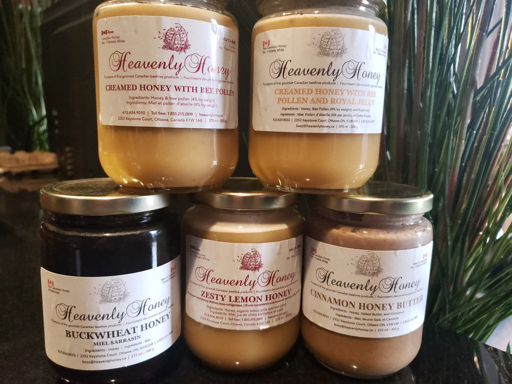 Specialty Honey