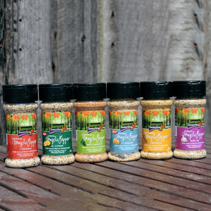 Maple Pepper Spices