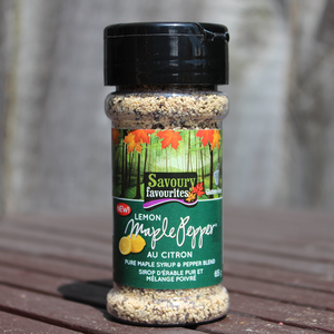 Savoury Favourites Maple Pepper Spices