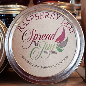 Spread The Joy Raspberry Jam
