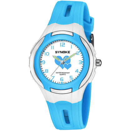 SYNOKE Multi-Function 50M Waterproof Watch