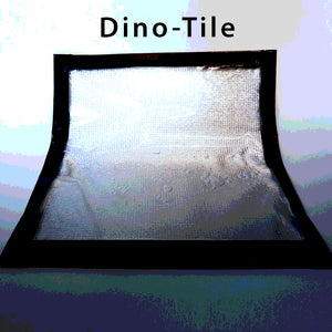 Dino-Tile living bioluminescence